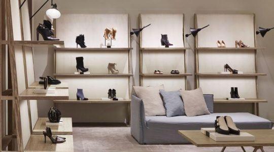 服飾/鞋店、小/雜物店、花藝店陳設 聿言設計 台中室內設計