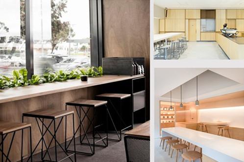 商業室內設計-服務性質空間