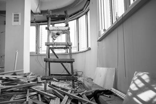 拆除工程 台中室內設計