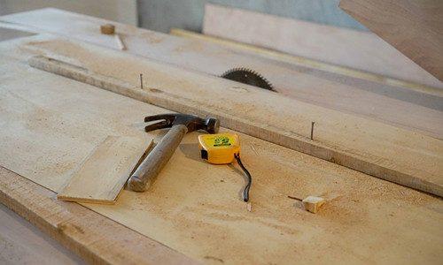 木作工程 聿言設計 台中室內設計