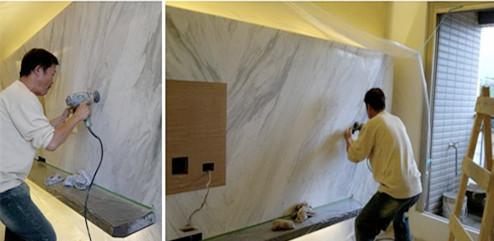 大理石工程 聿言設計 台中室內設計