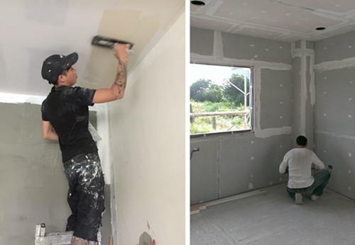 油漆工程 聿言設計 台中室內設計