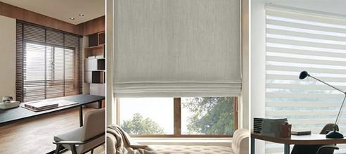 窗簾安裝 聿言設計 台中室內設計
