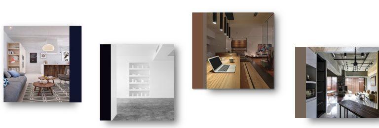 北歐風 裝潢設計 , 聿言設計 台中室內設計